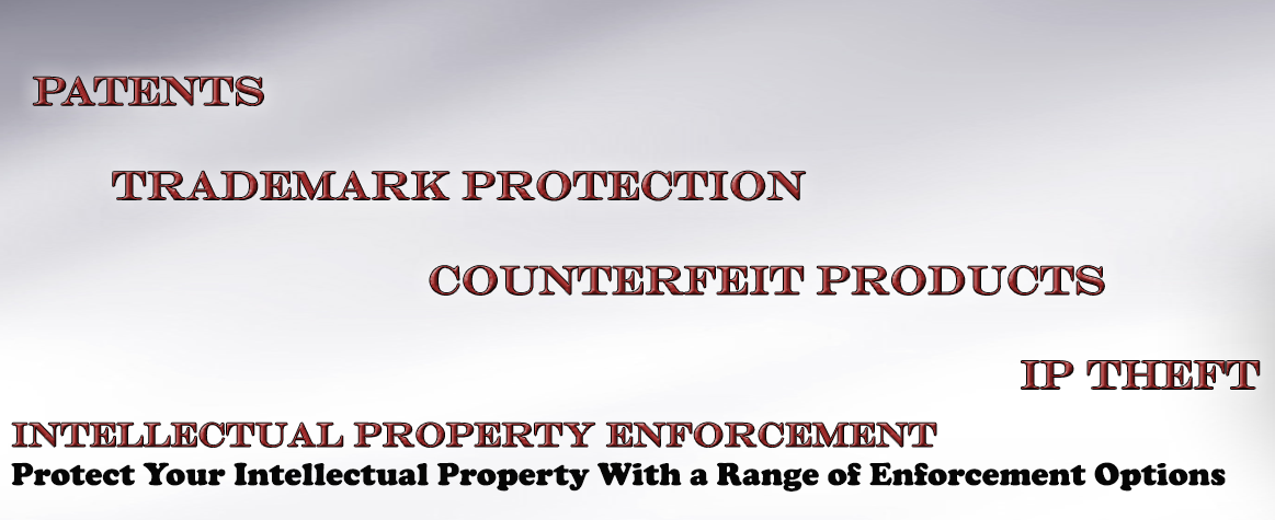 IPR Enforcement